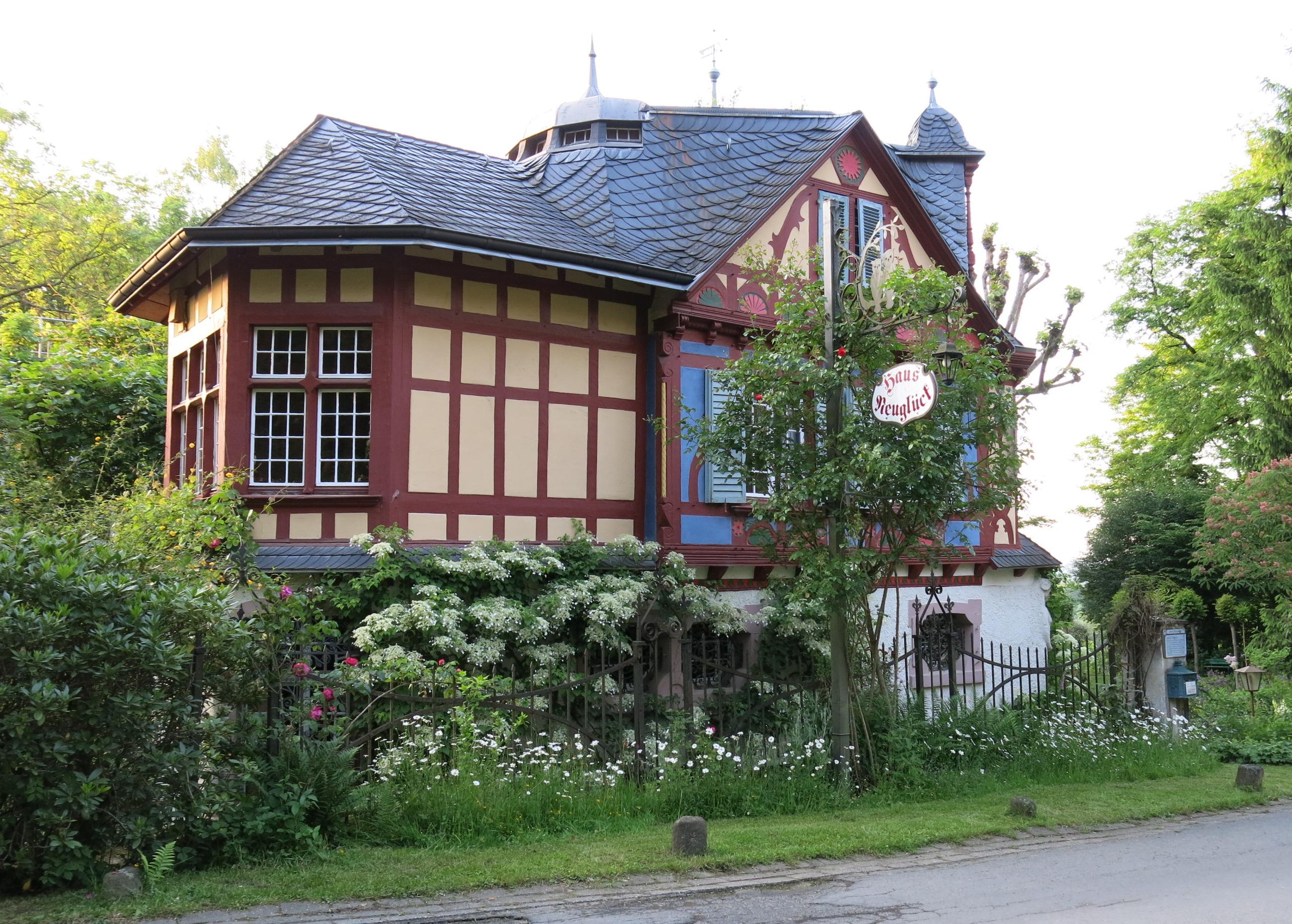 Haus Neuglück in Königswinter